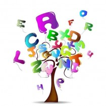 alphabet italien