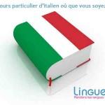 Cours particulier d'italien où que vous soyez
